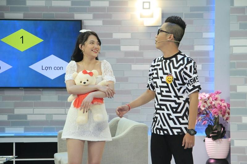 Emma Nhất Khanh nói kháy Hoàng Rapper 'ác' ở Khẩu vị ngôi sao - ảnh 2