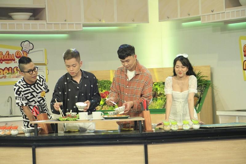 Emma Nhất Khanh nói kháy Hoàng Rapper 'ác' ở Khẩu vị ngôi sao - ảnh 7