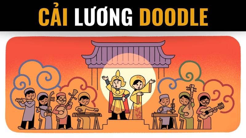 Google Doodle vinh danh ngày Giỗ tổ Sân khấu Việt Nam - ảnh 3