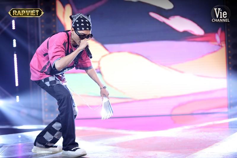 Tlinh rơi vào vòng đấu 3 định mệnh tại Rap Việt - ảnh 6