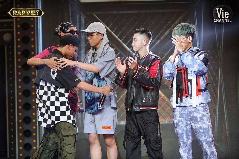 Tlinh rơi vào vòng đấu 3 định mệnh tại Rap Việt - ảnh 9