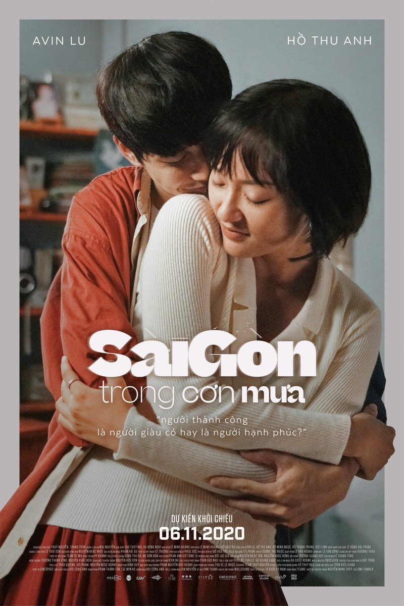 'Sài Gòn trong cơn mưa' ra mắt teaser chính thức  - ảnh 1