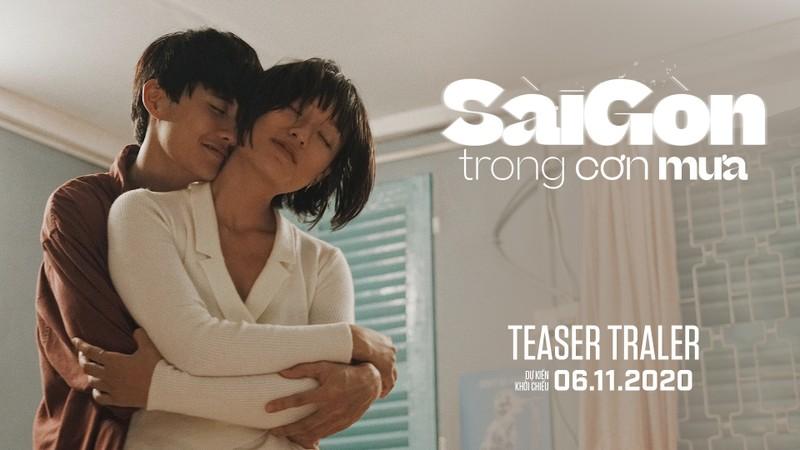 'Sài Gòn trong cơn mưa' ra mắt teaser chính thức  - ảnh 2
