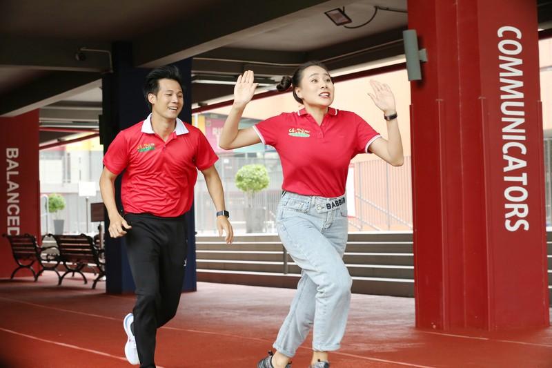 3 huyền thoại bóng đá Việt Nam hội ngộ tại Cầu thủ nhí 2020 - ảnh 1