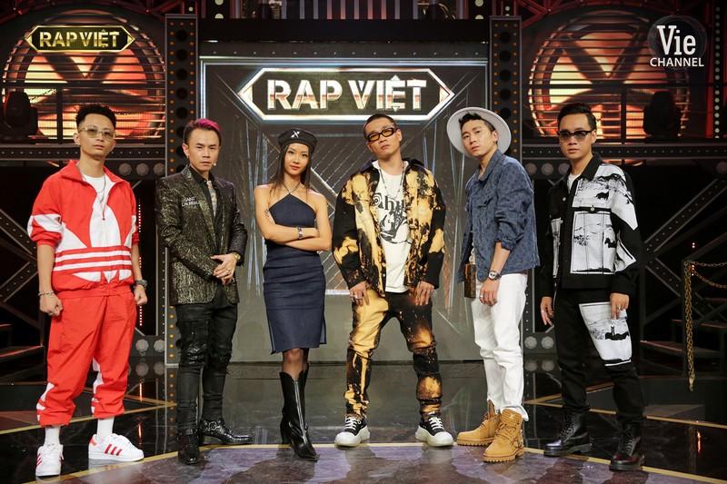 Ricky Star đọ sức cùng R.Tee tại Rap Việt - ảnh 5