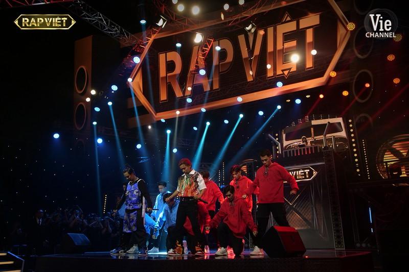 Ricky Star đọ sức cùng R.Tee tại Rap Việt - ảnh 2