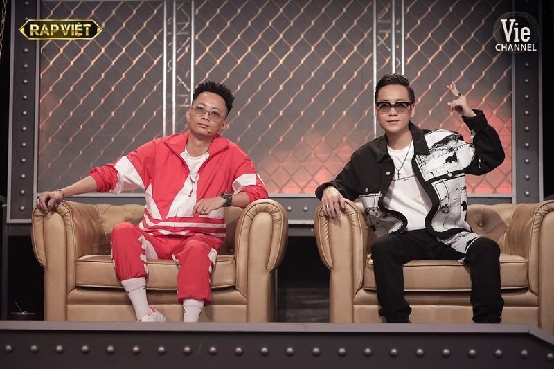 Ricky Star đọ sức cùng R.Tee tại Rap Việt - ảnh 4