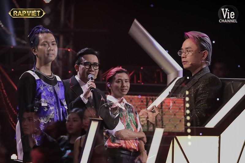Ricky Star đọ sức cùng R.Tee tại Rap Việt - ảnh 3