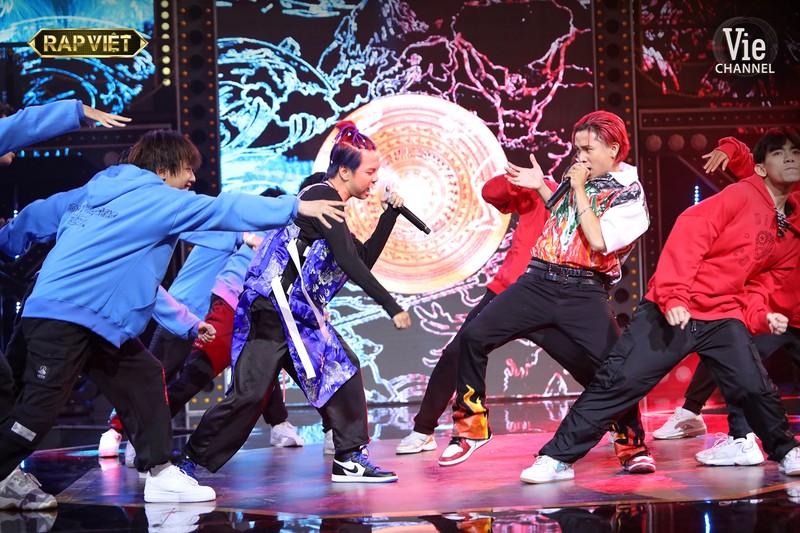 Karik tung nón vàng chuyển nhượng Yuno Bigboi và Ricky Star - ảnh 3