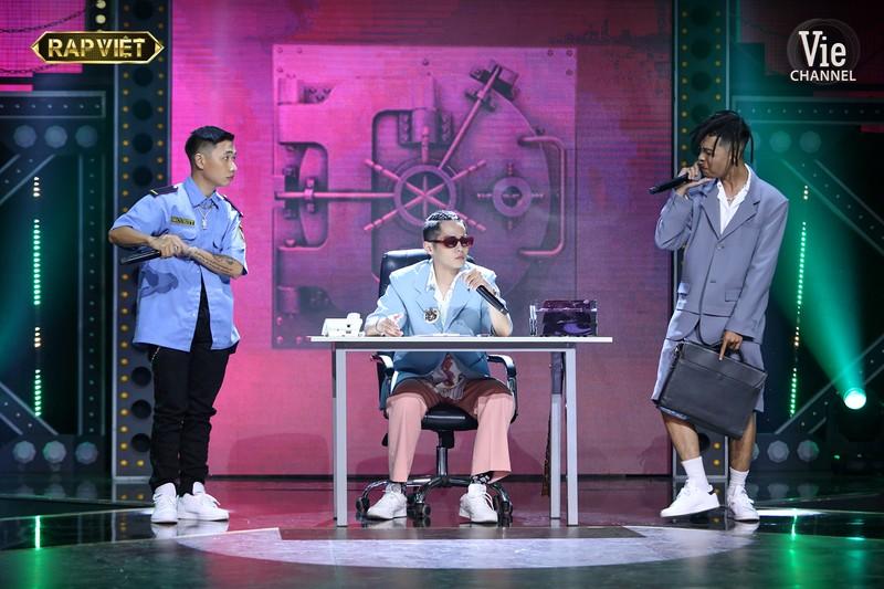 Karik tung nón vàng chuyển nhượng Yuno Bigboi và Ricky Star - ảnh 5