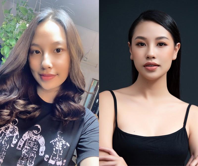 Quân Nguyễn và Pu Lê trở thành ê-kíp make-up Hoa hậu Việt Nam - ảnh 14
