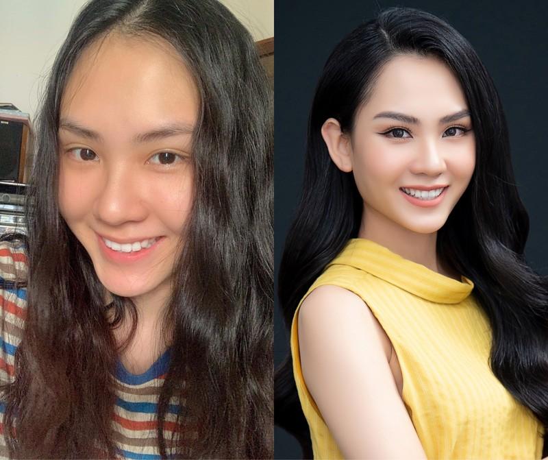 Quân Nguyễn và Pu Lê trở thành ê-kíp make-up Hoa hậu Việt Nam - ảnh 13