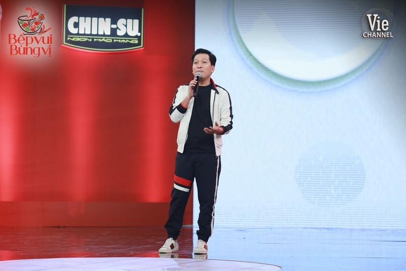 Trường Giang mang style thể thao lên sân khấu ẩm thực  - ảnh 1