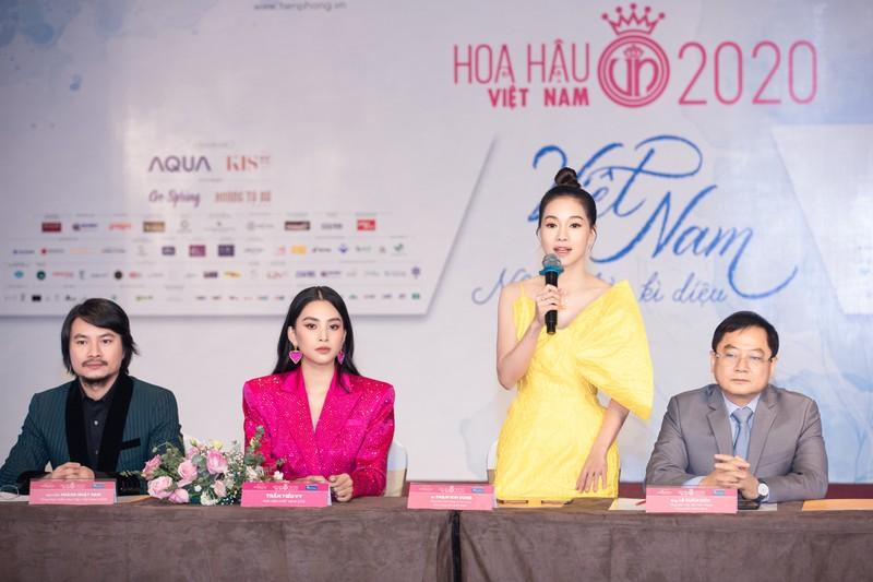 Nhiều du học sinh có mặt ở Bán kết Hoa hậu Việt Nam 2020 - ảnh 6