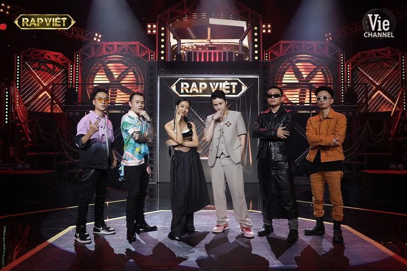 Trận chiến khốc liệt đấu 4 loại 3 tại vòng Bứt phá Rap Việt - ảnh 1