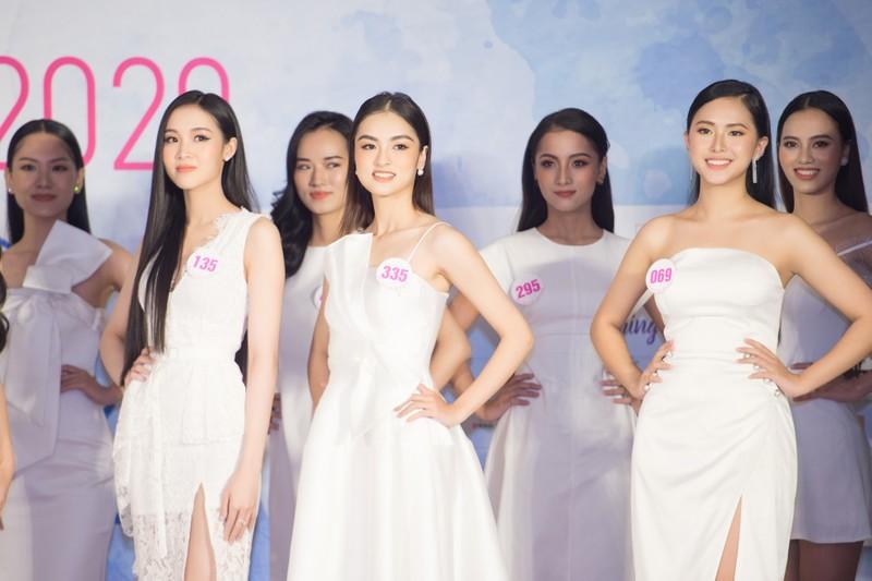 Nhiều du học sinh có mặt ở Bán kết Hoa hậu Việt Nam 2020 - ảnh 5