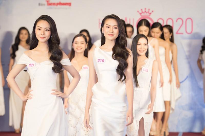 Nhiều du học sinh có mặt ở Bán kết Hoa hậu Việt Nam 2020 - ảnh 4