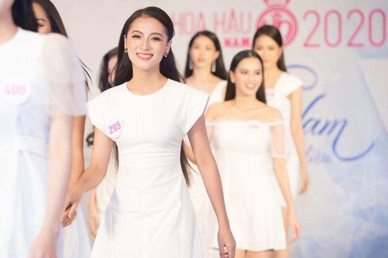 Nhiều du học sinh có mặt ở Bán kết Hoa hậu Việt Nam 2020 - ảnh 3