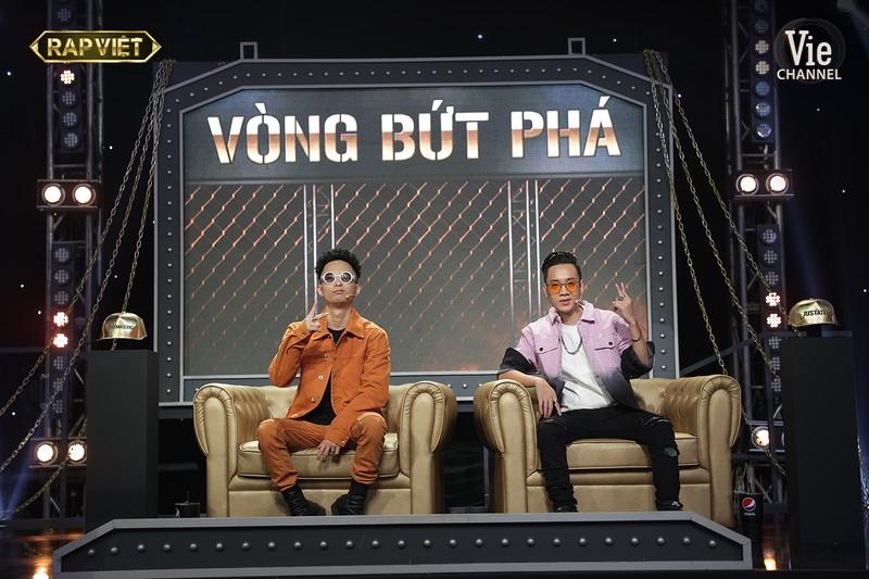 Trận chiến khốc liệt đấu 4 loại 3 tại vòng Bứt phá Rap Việt - ảnh 2