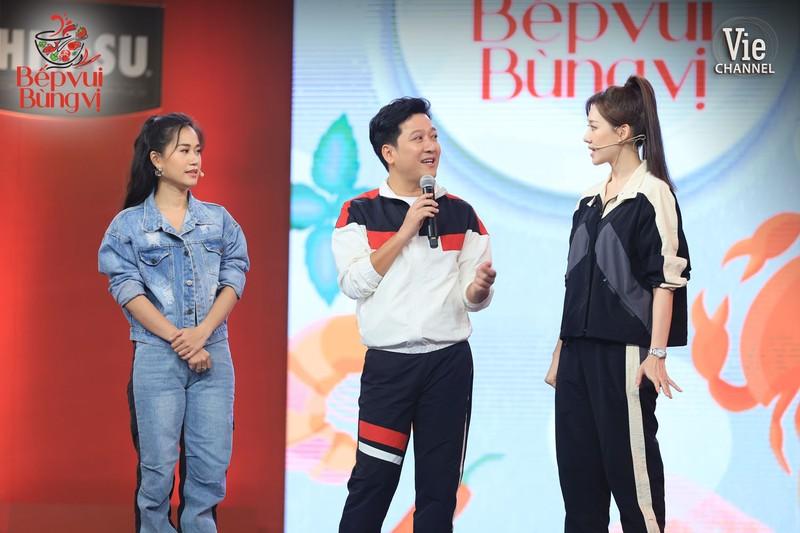 Trường Giang mang style thể thao lên sân khấu ẩm thực  - ảnh 4