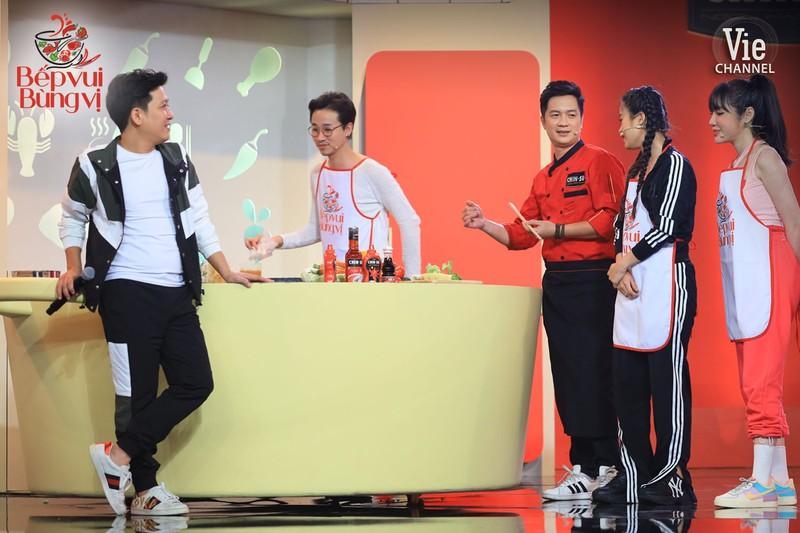 Trường Giang mang style thể thao lên sân khấu ẩm thực  - ảnh 3