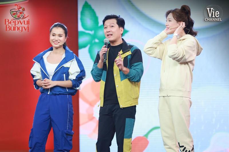 Trường Giang mang style thể thao lên sân khấu ẩm thực  - ảnh 2