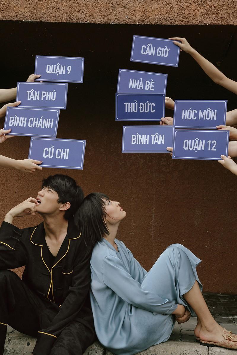 Check-in Sài Gòn cùng Hồ Thu Anh, Avin Lu  - ảnh 1
