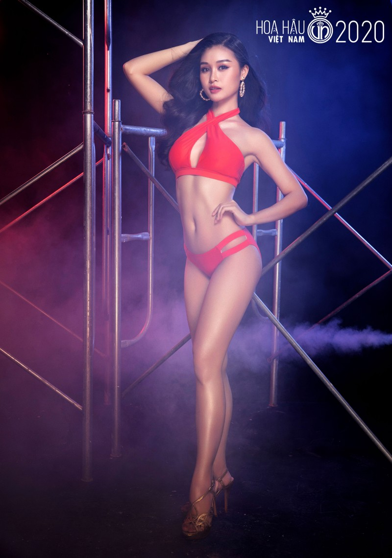 Cuộc chiến bikini của dàn thí sinh Hoa hậu Việt Nam - ảnh 6