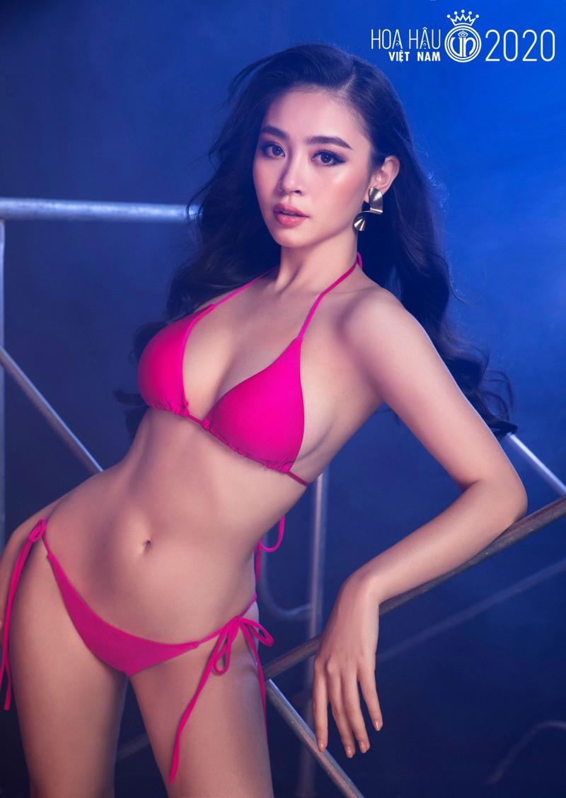 Cuộc chiến bikini của dàn thí sinh Hoa hậu Việt Nam - ảnh 7