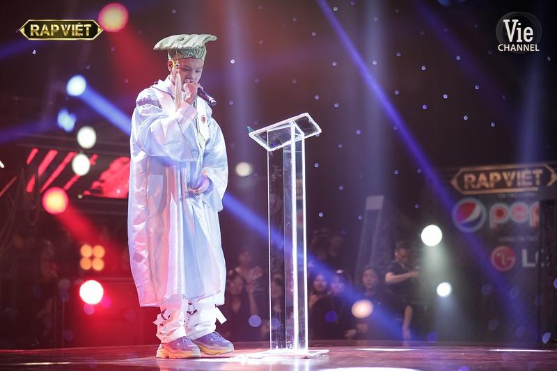 Dế Choắt giành chiến thắng ngoạn mục vào chung kết Rap Việt - ảnh 8