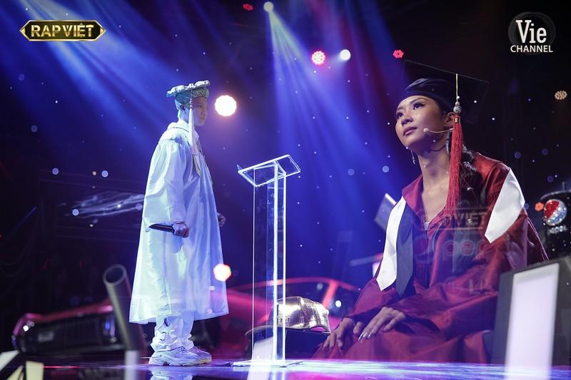 Dế Choắt giành chiến thắng ngoạn mục vào chung kết Rap Việt - ảnh 9