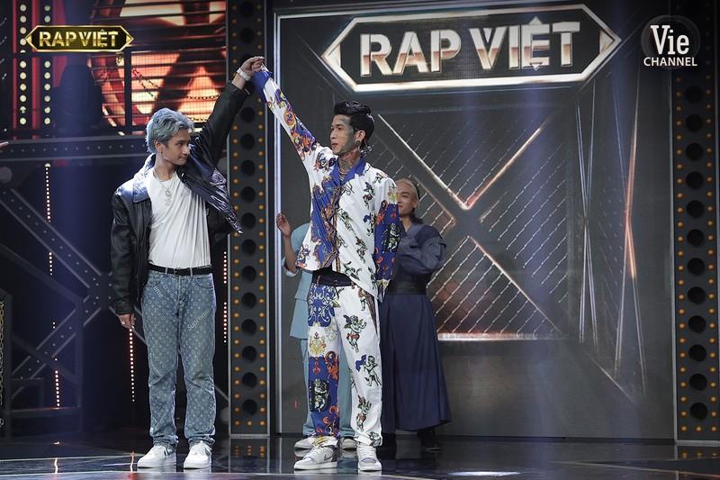 Dế Choắt giành chiến thắng ngoạn mục vào chung kết Rap Việt - ảnh 13