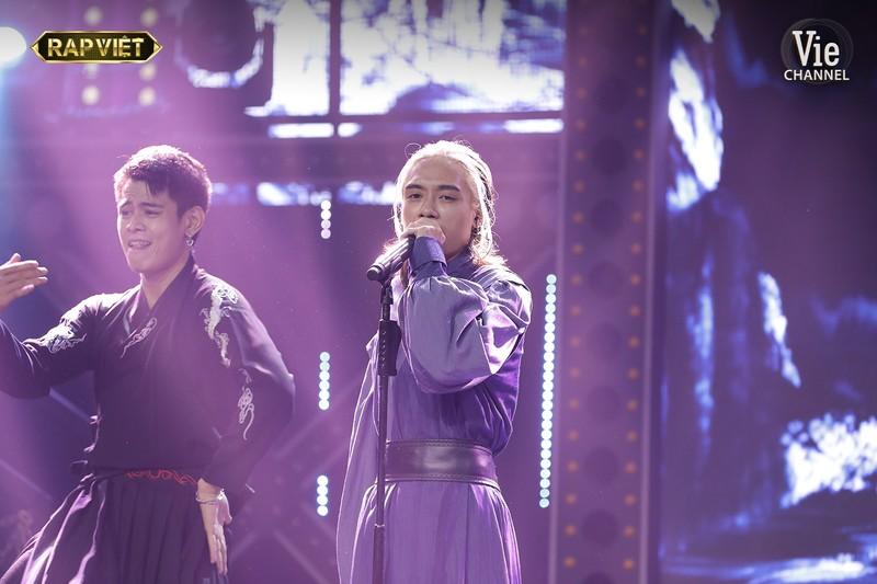Dế Choắt giành chiến thắng ngoạn mục vào chung kết Rap Việt - ảnh 6