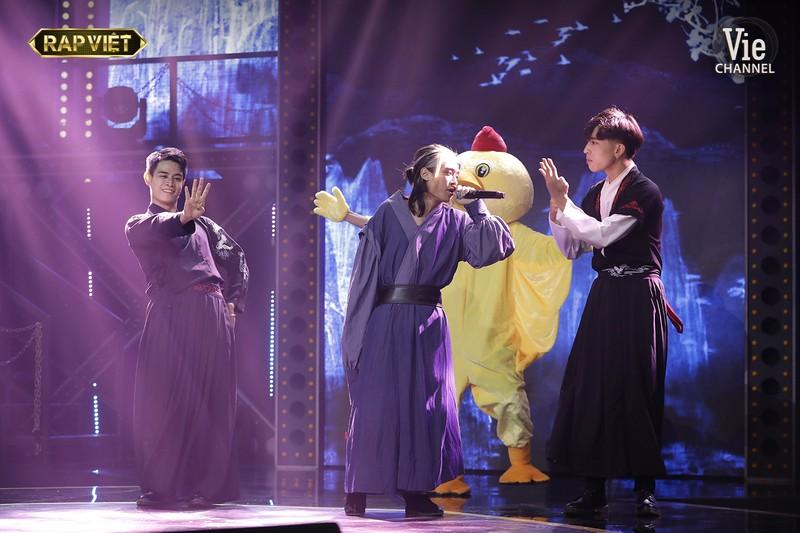 Dế Choắt giành chiến thắng ngoạn mục vào chung kết Rap Việt - ảnh 5