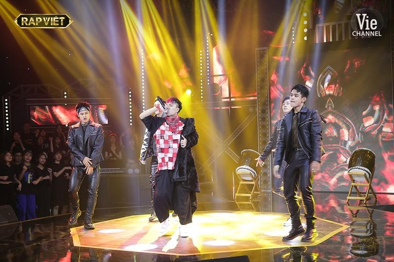 Dế Choắt giành chiến thắng ngoạn mục vào chung kết Rap Việt - ảnh 11
