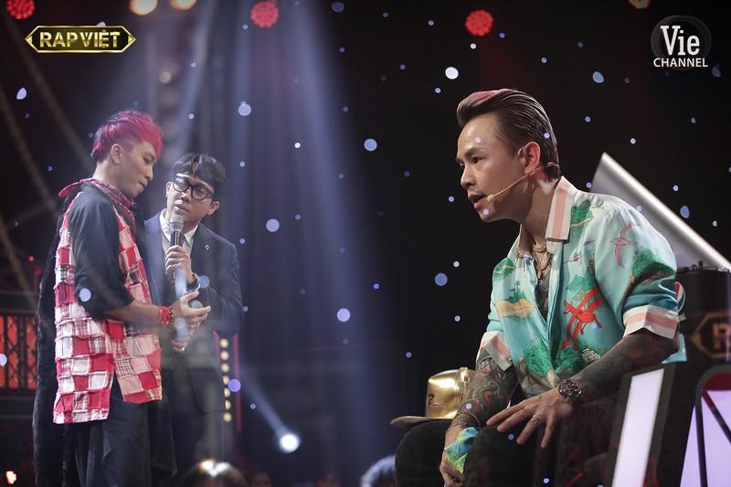 Dế Choắt giành chiến thắng ngoạn mục vào chung kết Rap Việt - ảnh 12