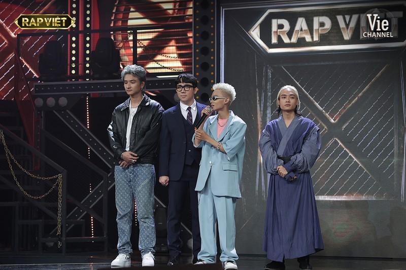 Dế Choắt giành chiến thắng ngoạn mục vào chung kết Rap Việt - ảnh 14