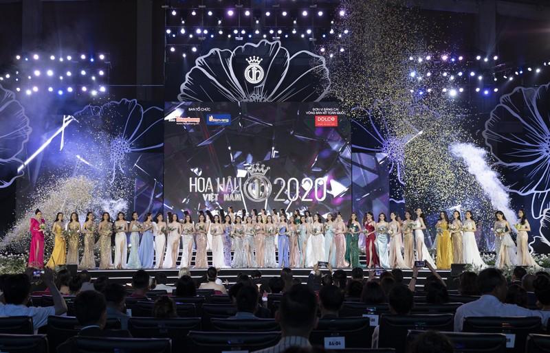 35 cô gái Hoa hậu Việt Nam 2020 chính thức lộ diện - ảnh 1