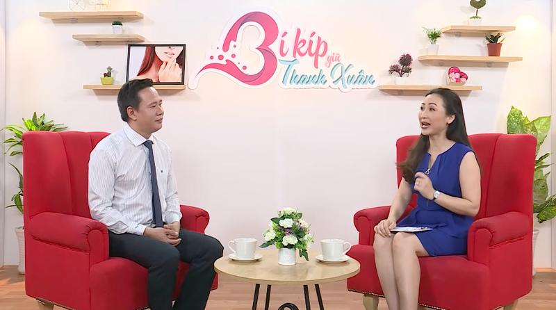 Diễn viên Khánh Huyền chia sẻ về chuyện làm trắng da - ảnh 4