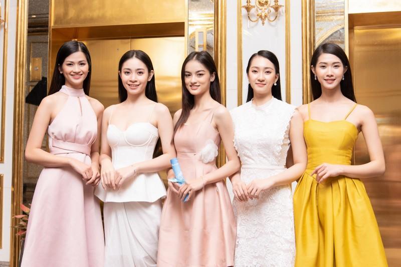 Tốp 35 thí sinh hoa hậu Việt Nam với giải Người đẹp Nhân ái - ảnh 5