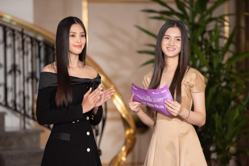 Tốp 35 thí sinh hoa hậu Việt Nam với giải Người đẹp Nhân ái - ảnh 10