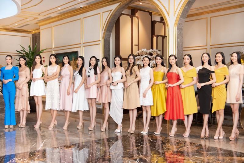 Tốp 35 thí sinh hoa hậu Việt Nam với giải Người đẹp Nhân ái - ảnh 1