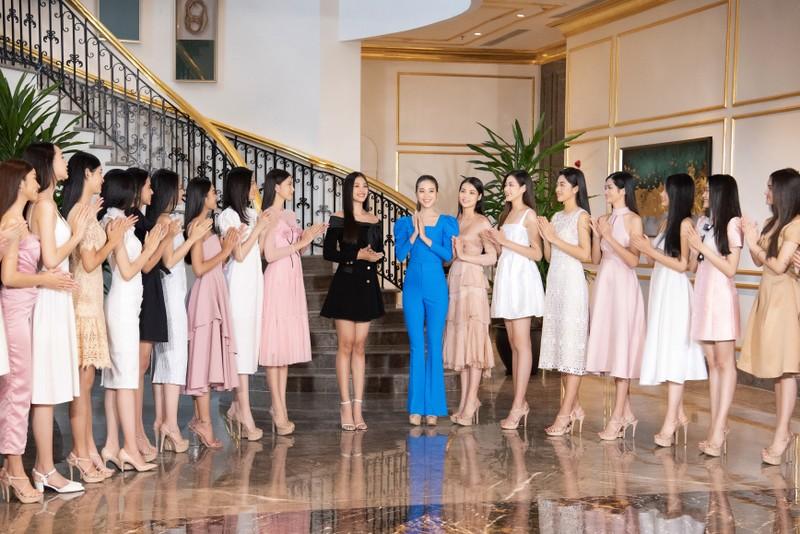 Tốp 35 thí sinh hoa hậu Việt Nam với giải Người đẹp Nhân ái - ảnh 2