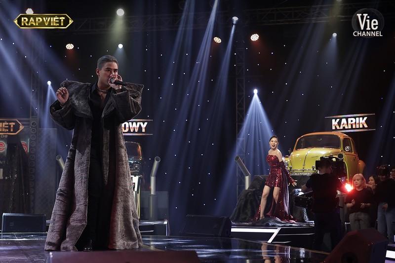 Thắng đậm bảng tử thần, GDucky vào chung kết Rap Việt - ảnh 2