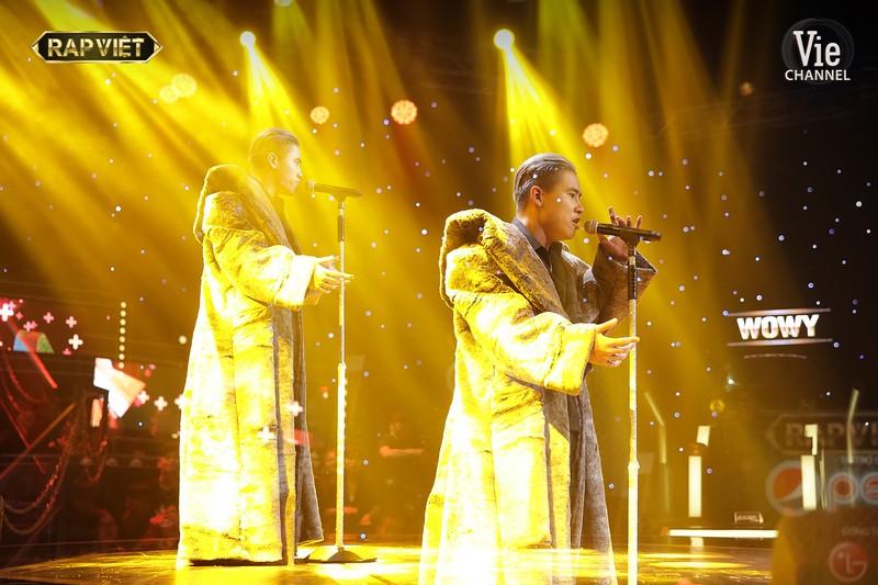 Thắng đậm bảng tử thần, GDucky vào chung kết Rap Việt - ảnh 5