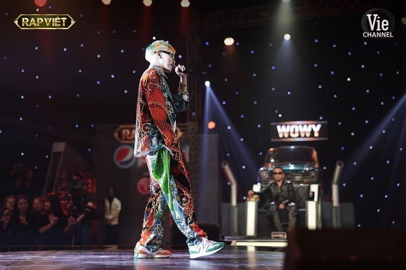 Thắng đậm bảng tử thần, GDucky vào chung kết Rap Việt - ảnh 8
