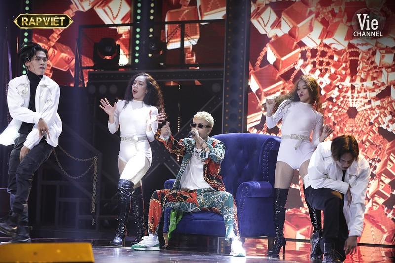 Thắng đậm bảng tử thần, GDucky vào chung kết Rap Việt - ảnh 9