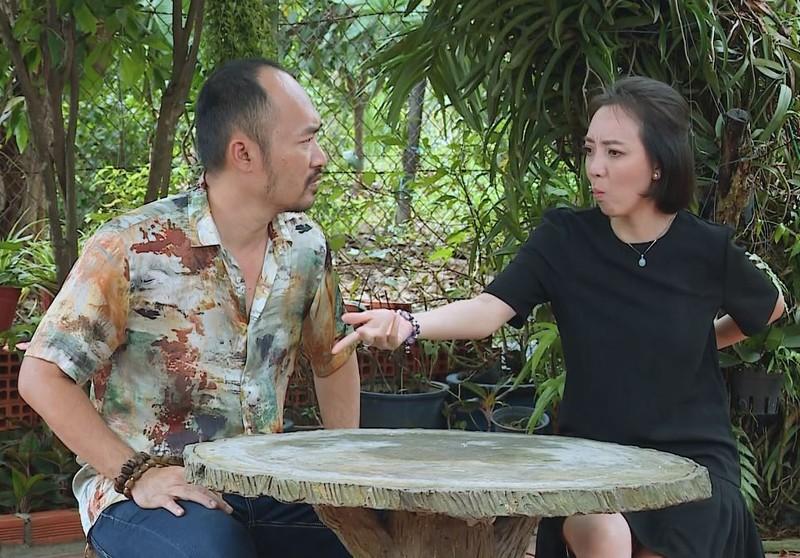 Hiểu sai ý, nhân vật Thu Trang mắng Tiến Luật dữ dội  - ảnh 1