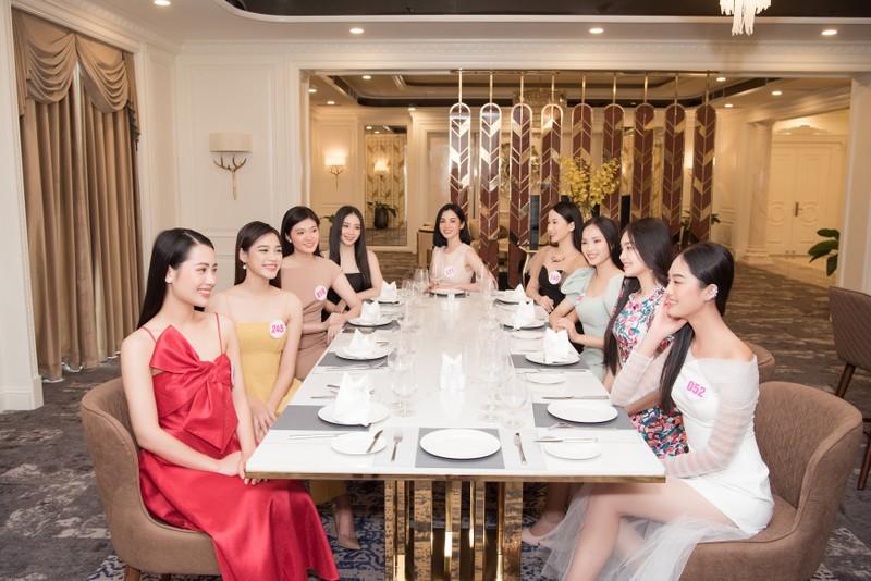 35 thí sinh Hoa hậu Việt Nam hội tụ tại Vũng Tàu - ảnh 3