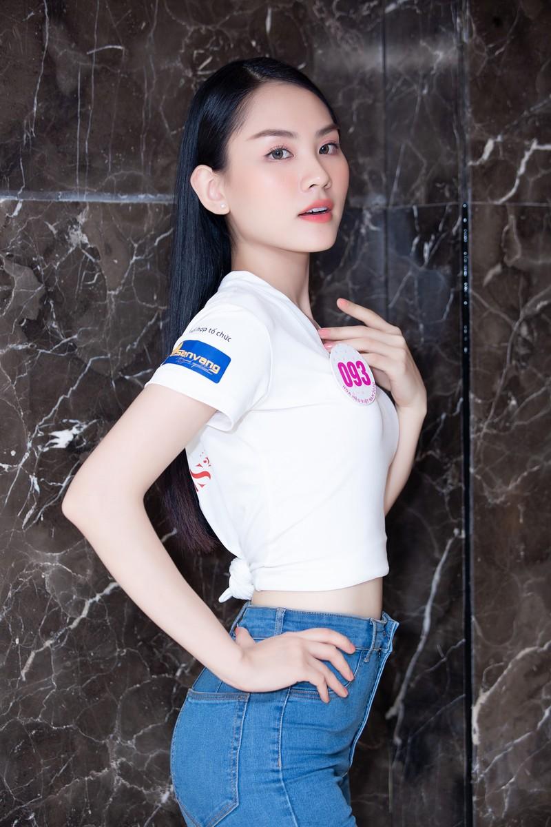 35 thí sinh Hoa hậu Việt Nam hội tụ tại Vũng Tàu - ảnh 9